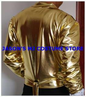 Michael Jackson Dangerous Gold Tour Leotard FULL OUTFIT