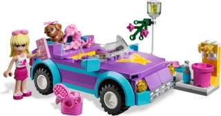 NEW 2012 LEGO FRIENDS 3183 STEPHANIES COOL CONVERTABLE *NIB, GREAT