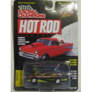 Racing Champions Hot Rod Issue #20 96 Camaro Everything